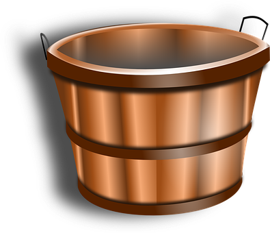 Bucket, Water, Tub, Container, Pail