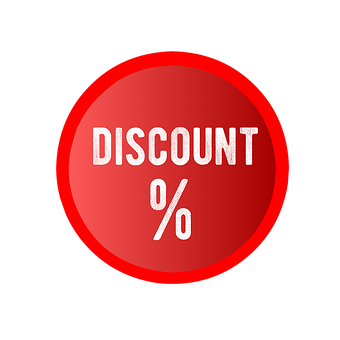 Reduce, Price, Discount, Button, Promotion, Offer