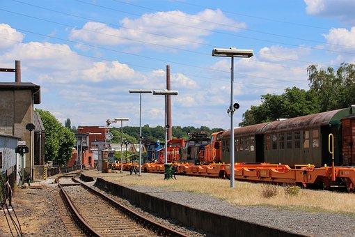 Railway Museum, Bochum, Bochum-dahlhausen, Railway