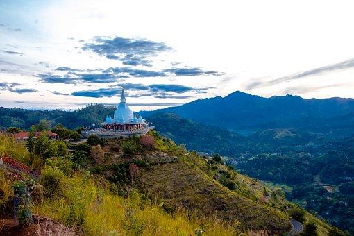 Stupa, Pagoda, Temple, Buddhism, Asia, Religion, Buddha