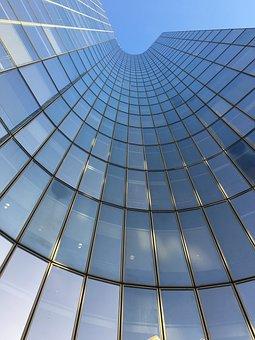Building, Glass, Architecture, Facade, City, Modern