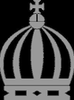 Crown, Simplistic Crown, Brazilian Crown, Royal