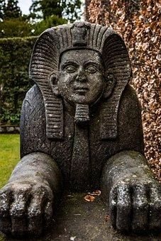 Sphinx, Egypt, Statue, Travel, Antique, Sculpture