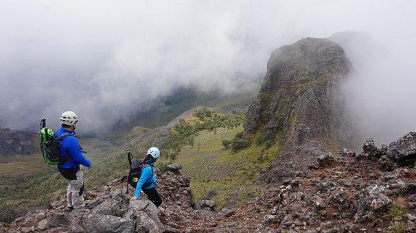 Ecuador, Andes, Rumiñahui, America, South, Nature