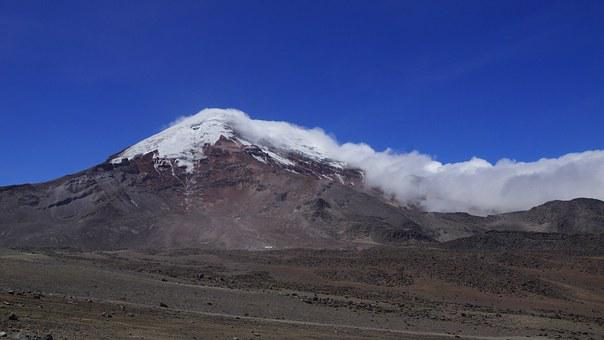 Ecuador, Chimborazo, Andes, America, Landscape, South