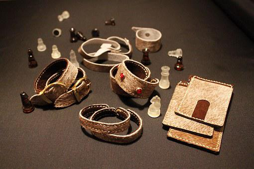 Leather, Miscellaneous Goods, Accessories, Fashion