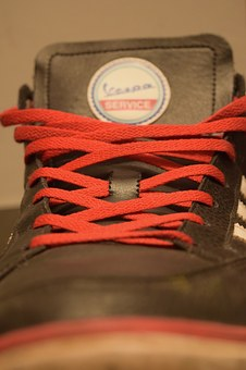 Shoelace, Boot, Hiking, Footwear, Leather, Brown, Shoe