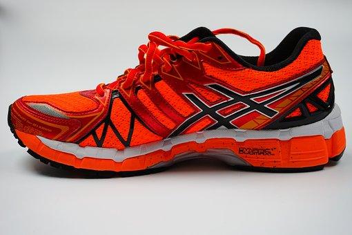 Sneaker, Running Shoe, Shoe, Sport Shoe, Run, Jog