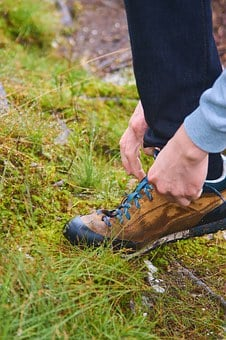 Shoe, Hiking, Hiking Shoes, Mountaineering Shoes, Hike
