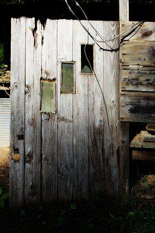 Door, Old, Old Door, Antique, Entrance, Wood