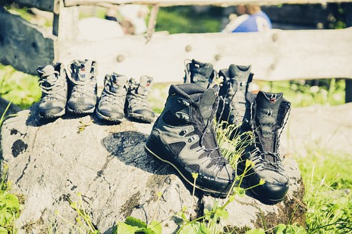 Hiking Shoes, Hiking, Mountaineering, Outdoor, Hike