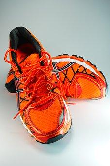 Sneakers, Running Shoes, Shoes, Sports Shoes, Run, Jog