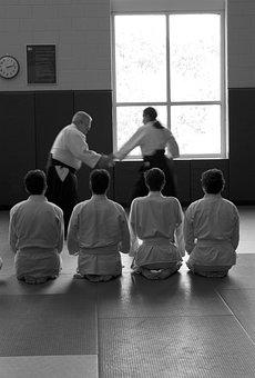 Aikido, Martial Arts, Self-defense, Learning, Seminar