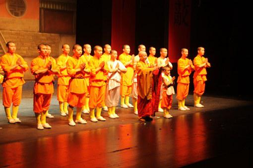 Shaolin, Monks, Martial Arts