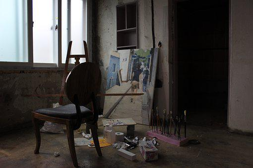 Gunsan Travel, Art City, Stulio, Work Place, Studio