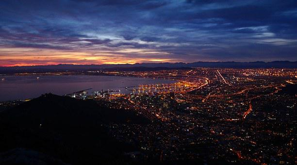 Cape Town, Lions Head, South Africa, Sunrise, Travel
