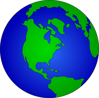 Earth, World, Planet, Globe, Borders, Boundaries