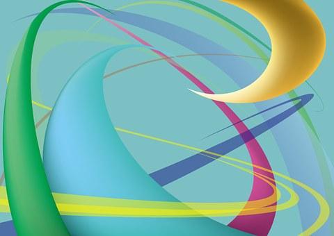 Over, Net, Information, Color, Internet, Escape, Impact