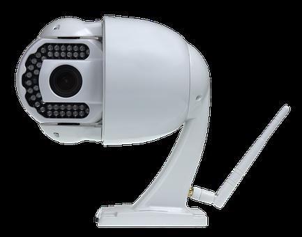 Camera, Monitoring, Lens, Video, Observation