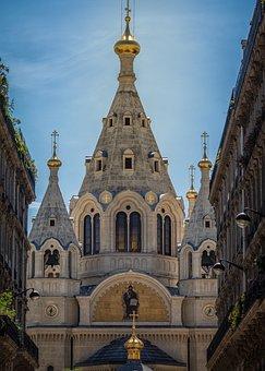 Church, Paris, Travel, Vacancy