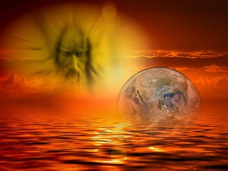 Creator, God, Creation, Earth, Religion, Mysticism