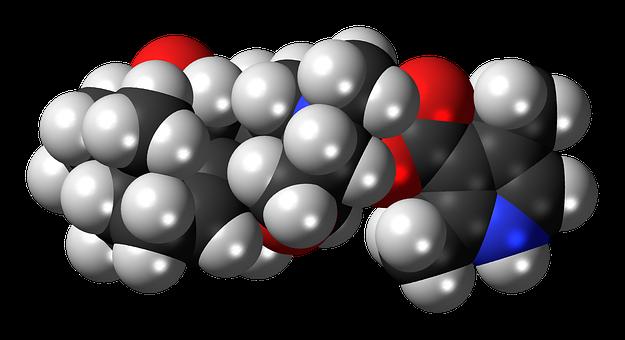 Batrachotoxin, Poison, Dart Frog, Molecule, Model