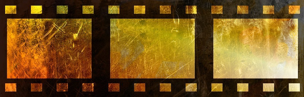 Abstract, Background, Texture, Grunge, Film, Strip
