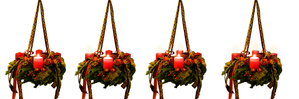 Advent, Christmas, Christmas Time, Advent Wreath