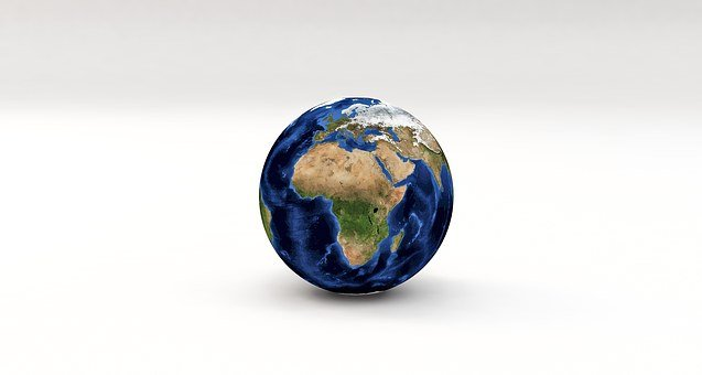 Globe, World, Earth, Planet, Earth Globe