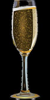 Champagne, Alcohol, Bubble, Bubbles