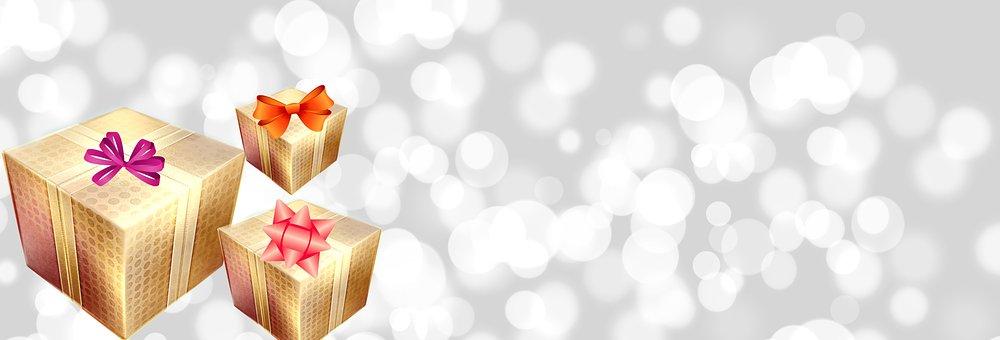 Banner, Header, Logo Header, Homepage, Gifts, Christmas