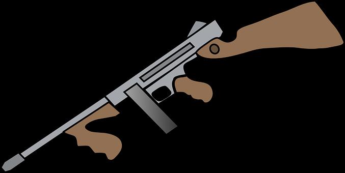 Machine Gun, Gun