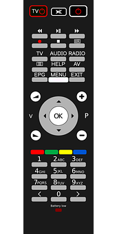 Electronics, Infrared, Ir, Remote, Remote Control