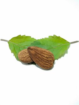 Almonds, Dry Fruits, Food