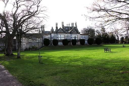 Lauriston Castle, Lauriston Castle Gardens, Edinburgh