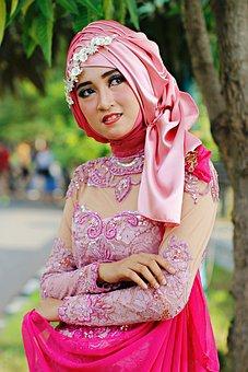 Hijab, Ramadhan, Moslem, Muslim, Girl, Female, Religion