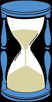 Hourglass, Sandglass, Timer, Countdown, Egg Timer