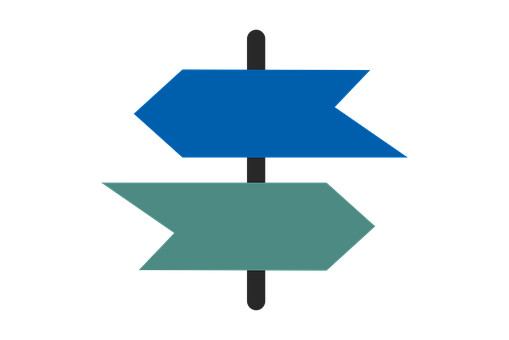 Direction, Left, Right, Arrow, Set