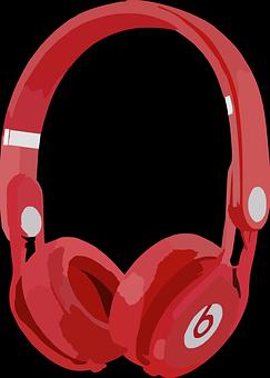 Headphone, Music, Technology, Audio, Sound