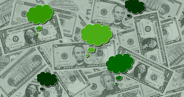 Money, Dollar, Cash, Us, United States, America