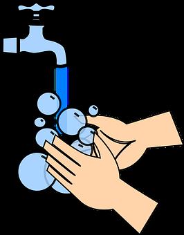 Hands, Washing, Hygiene, Wash, Sanitation, Tap, Saucet