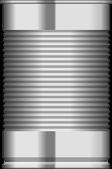 Tin, Can, Vessel, Disposal, Metal, Food, Tinned