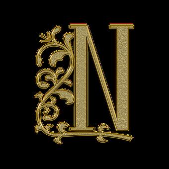 Letter, Litera, Monogram