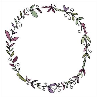 Framework, Background, Design, Decoration, Flowers, Art