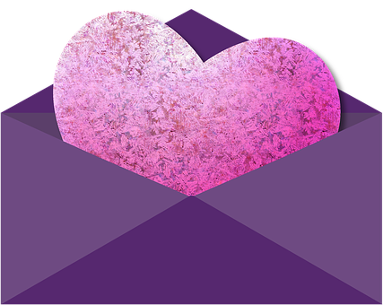 Heart, Envelope, Valentine, Mother, Mother's, Day, Love