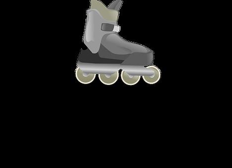 Rollerskating, Roller, Skate, Blades, Skating, Activity