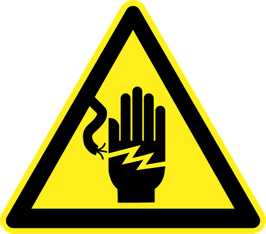 Electricity, Wired, Wire, Cable, Hand, Electric Shock