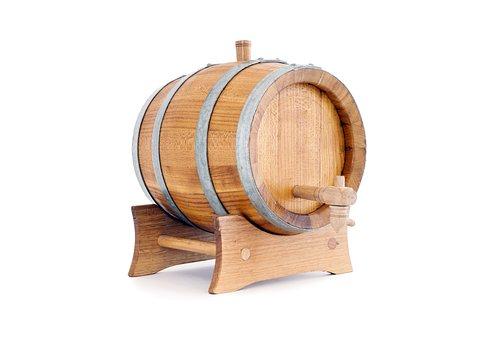 Barrel, Wine, Wood, Cellar, Storage