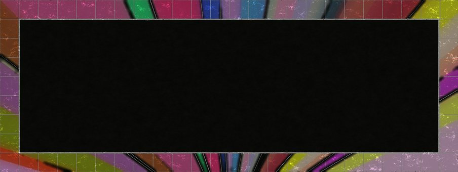 Banner, Copyspace, Background, Frame, Border