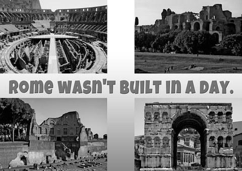 Rome, Ancient, Building